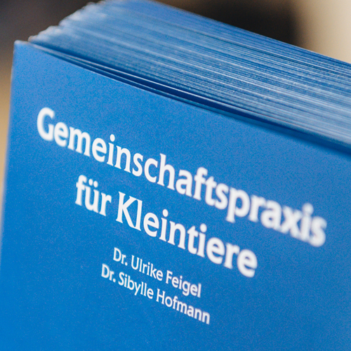 Gemeinschaftspraxis für Kleintiere Dr. Ulrike Feigel und Dr. Sibylle Hofmann